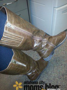 My BOGO Boots! Love them, so comfy!
