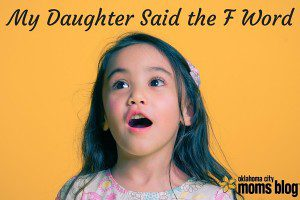 The Day My Daughter Said
