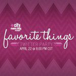 Favorite Things Twitter Party!