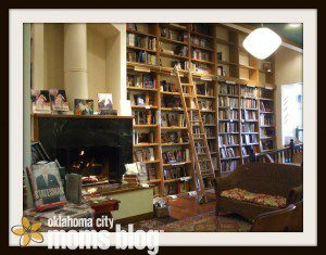 Full Circle Bookstore is an independent bookstore in OKC!