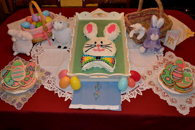 easter-table-with-cake