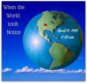 When the World took Notice 1
