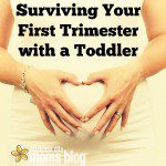 Surviving Pregnancy with a Toddler