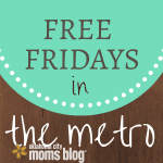 Free Fridays in the Metro!