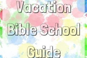 Vacation Bible School Guide-400