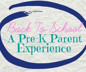 Back To School - Parent Experience