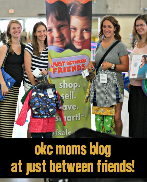 Just Between Friends sale at the Cox Pavilon at the Oklahoma State Fair grounds   Oklahoma City Moms Blog