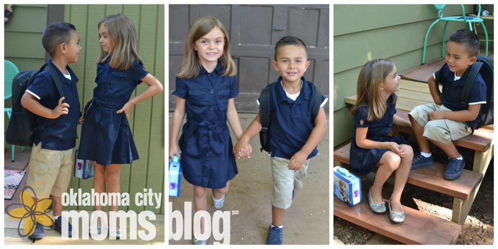 6ddfd7bdb4 Back to School  Uniform Fashion with French Toast  Giveaway!