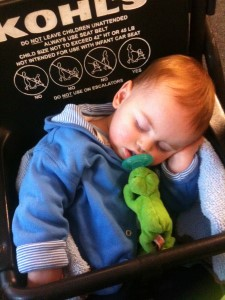 Kids likely want to stay at home to nap instead of trying to catch a snooze in a stroller. Perfect time to hire Neoporter.