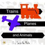 Trains, Planes and Animals – Free Fun in the Metro