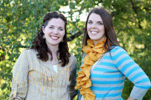 Right before we launched - our photoshoot with Mandy Stansberry Photography!