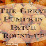 The Great Pumpkin Patch Round Up