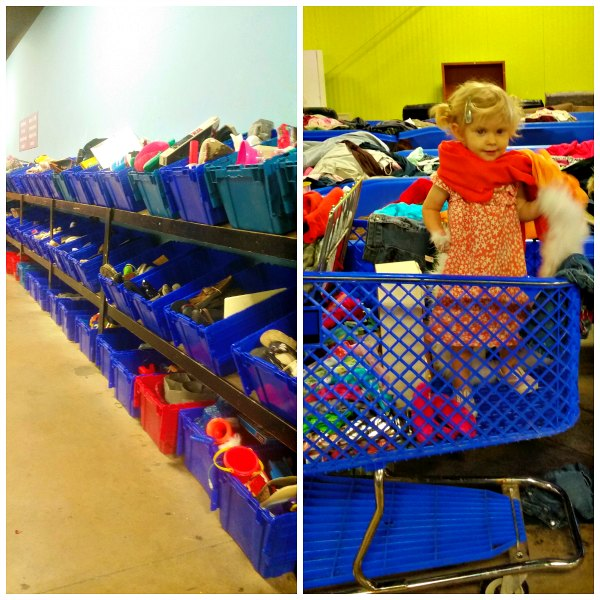 Goodwill Outlet Center - Pay By Weight thrift Store Oklahoma City