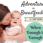 My Breastfeeding Failure