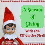 A Season of Giving with the Elf on the Shelf