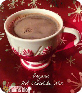 Seriously, this is THE BEST hot chocolate mix ever.