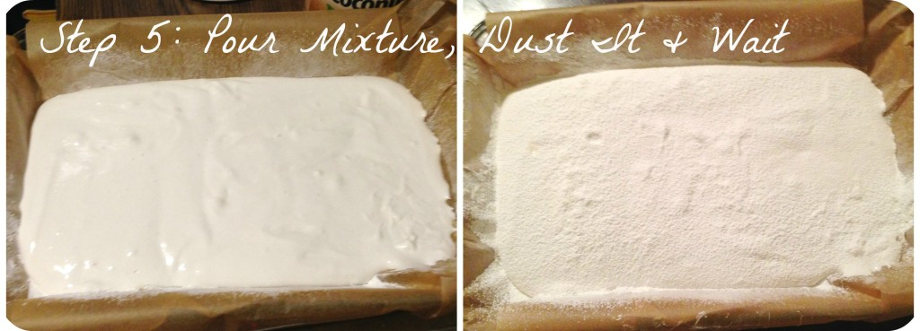 Peppermint Marshmallow - Step 5