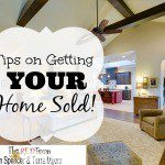 Tips on Getting Your Home SOLD {The Red Team}!