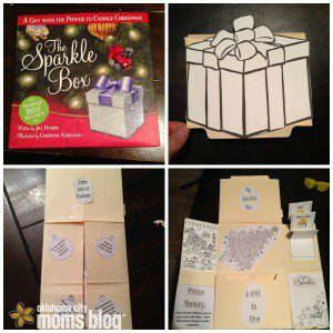 The Sparkle Box Book & Lapbook