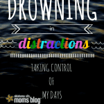 Drowning in Distractions: Taking Control of My Days