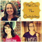 New Contributors: Lauren, Nicky & Amy