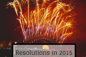 Resolutions in 2015