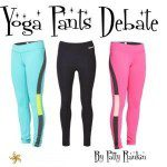 Yoga Pants Debate: An Open Letter from Yoga Pants