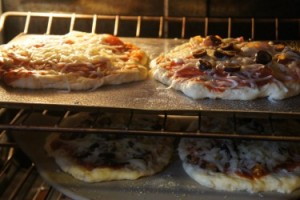 Don't pick up a pizza for dinner!  Make it a family affair with Make your Own Pizza Night!