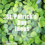 Leaping Leprechauns {St. Patty's Day with kids)