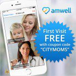 Bring the Doctor to You {Amwell App}