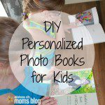DIY Personalized Books for Kids