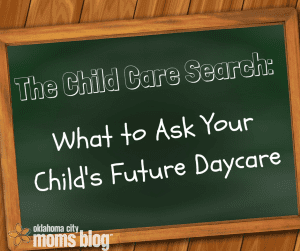 What to Ask Future Daycare
