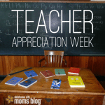 Showing Our Thanks {Teacher Appreciation Week}