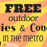 Summer 2015 Guide to FREE Outdoor Movies & Concerts in OKC