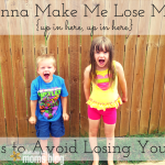 5 Ways to Avoid Losing Your Mind as a Mom