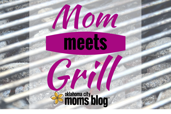 mom meets grill