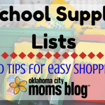 Metro School Supply Lists & Shopping Tips