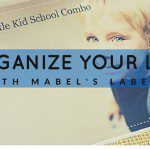 Organize Your Life With Mabel's Labels {Sponsored}
