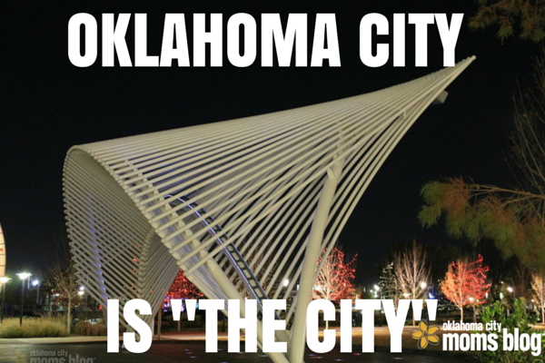 Oklahoma City Meme
