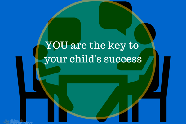Parents are key totheir child's success (2)