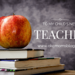 To My Child's New Teacher