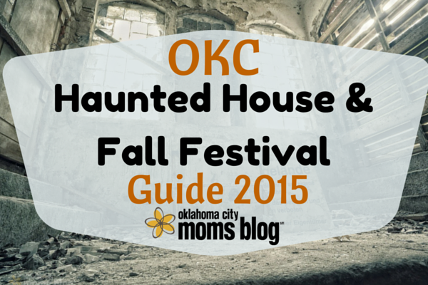 OKC Oklahoma City Haunted Houses and Fall Festivals