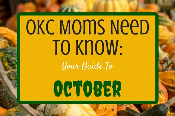 October events in okc