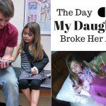 The Day My Daughter Broke Her Arm