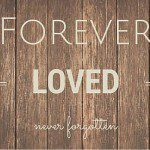 Honoring Our Angels :: Forever Loved Memory Wall