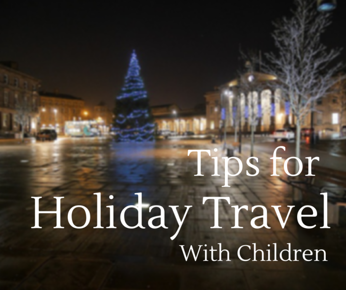 Great Tips for Holiday Travel