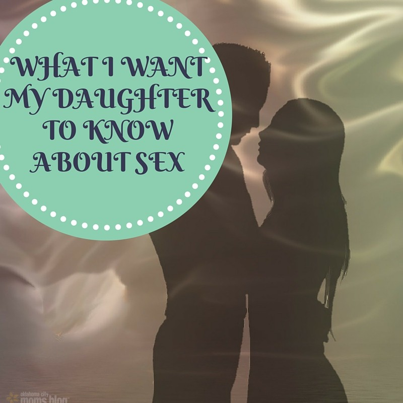 talk to daughter about sex
