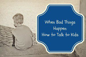 When Bad Things Happen-