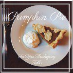 SO Easy! How to Make a REAL Pumpkin Pie