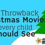 10 Throwback Christmas Movies Every Child Should See